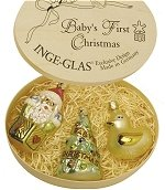 Small Boxed Set of Ornaments