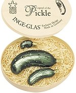 Pickle Ornament Set
