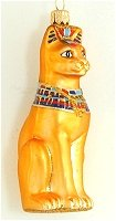 Egyptian Cat Gold