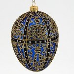 Monogram Faberge Inspired Egg