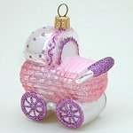 Baby Carriage Pink