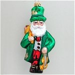 Irish Christmas Ornament