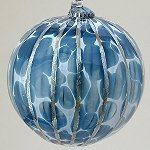 Ribbed Ornament B